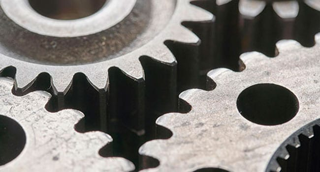 Gears grinding
