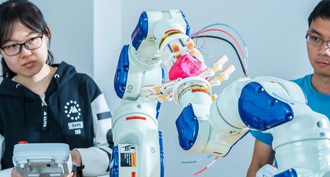 robots injured workers
