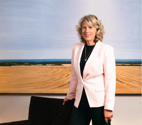 Dawn Farrell named Mount Royal University's first chancellor
