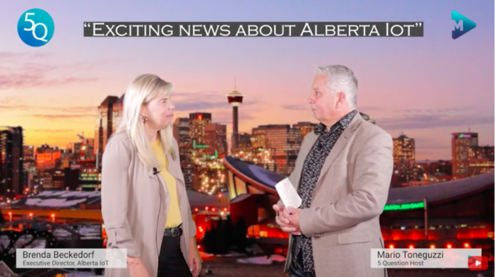 Alberta IoT Association – Promoting the Internet of Things
