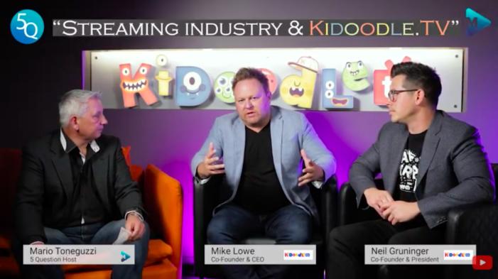 Kidoodle.TV – Leaders in family video streaming