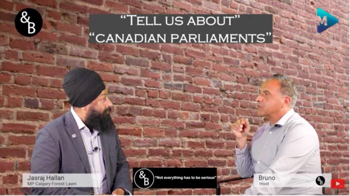 Jasraj Hallan – MP for Calgary Forest Lawn