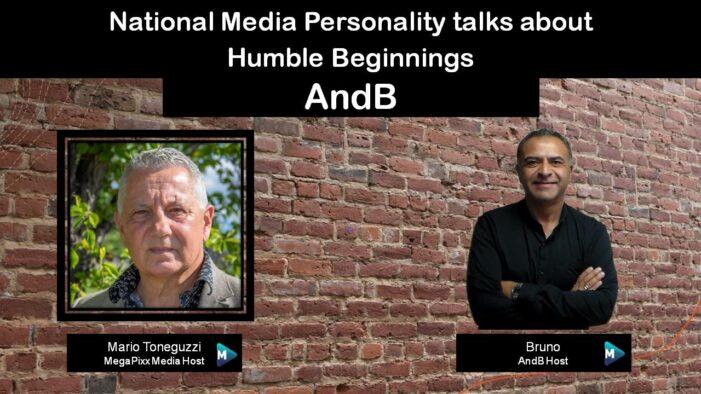 Mario Toneguzzi – National Media Personality