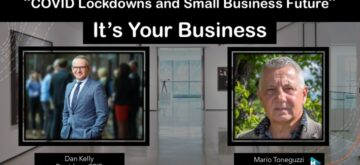 VIDEO: COVID Lockdowns and Small Business Future