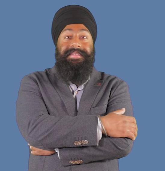 VIDEO: Jasraj Hallan – MP for Calgary Forest Lawn