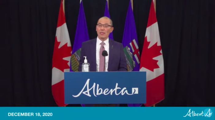 VIDEO: Alberta update on opioid deaths