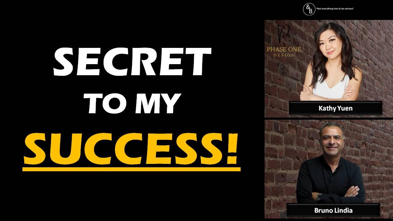 AndB – Kathy Yuen's Secret to SUCCESS!
