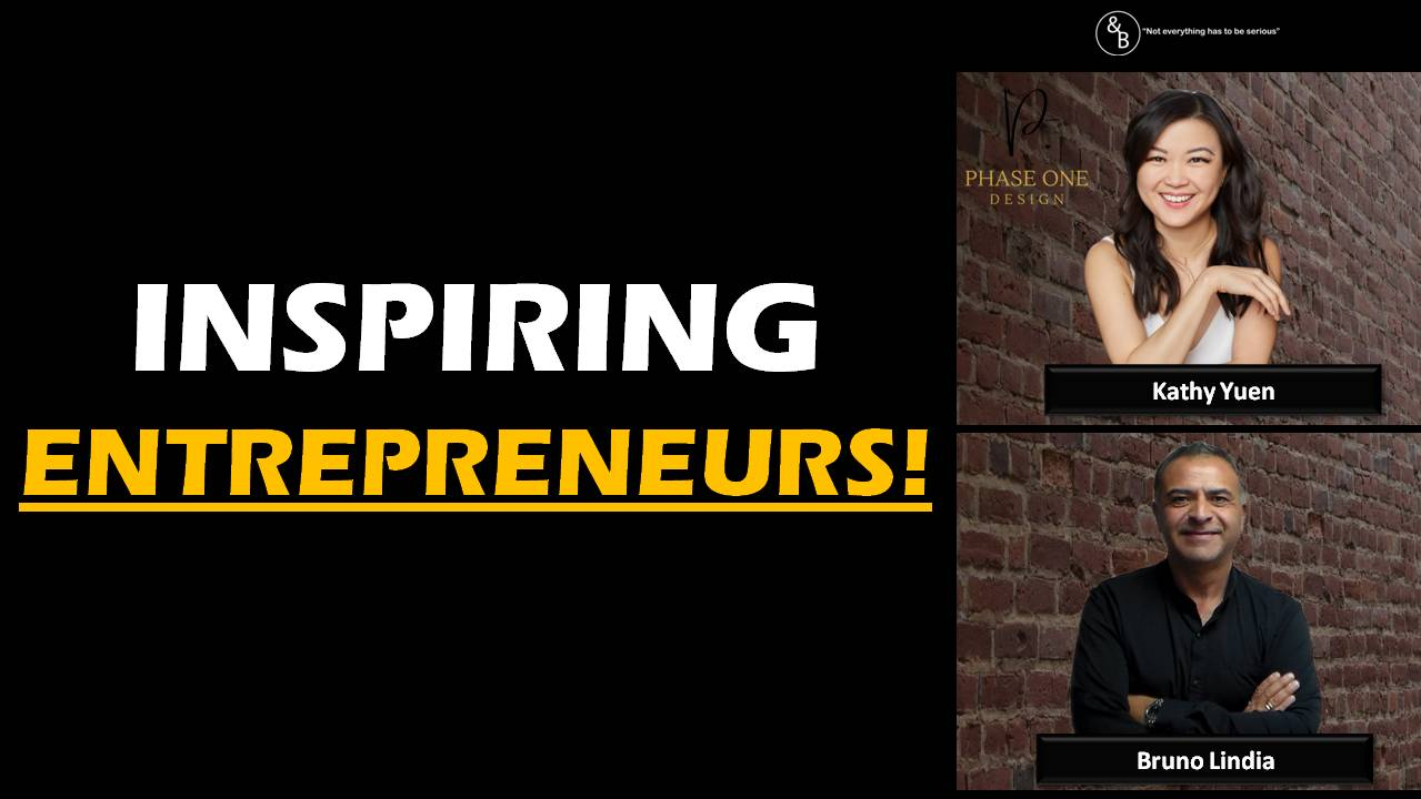 AndB – Inspiring Entrepreneurs!