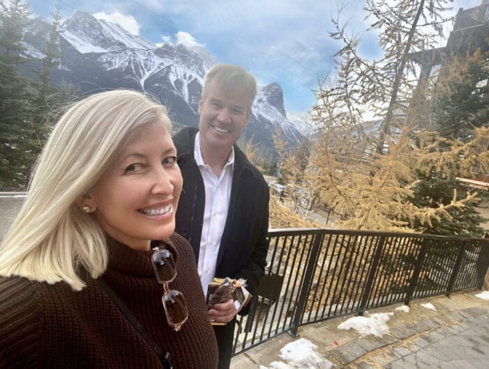 Meet the dynamic duo of the Canmore real estate market