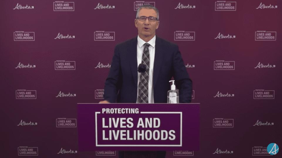 VIDEO: Alberta Budget Details Announced