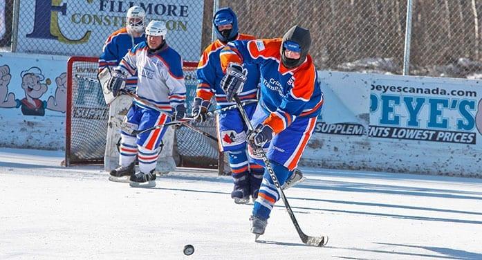 folio hockey cancer fundraising