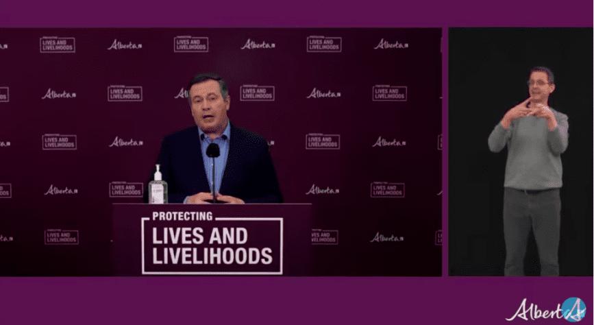 VIDEO: Alberta Government COVID-19 Update