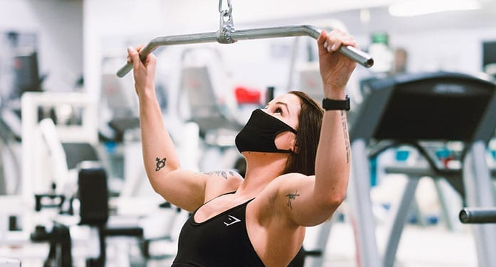 mask exercise fitness