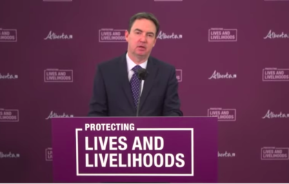 VIDEO: Alberta paid leave for COVID-19 vaccinations