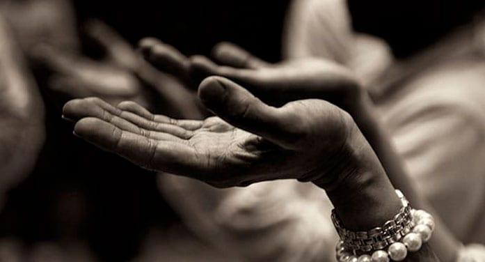 religion prayer belief