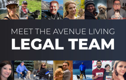 How Avenue Living's legal team is a strategic partner