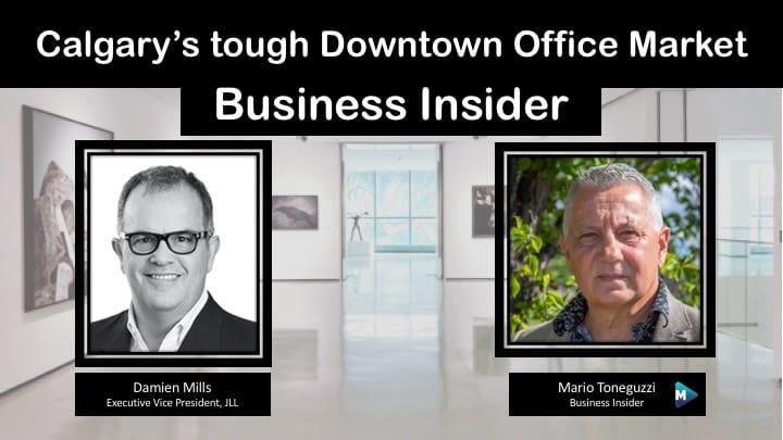 VIDEO: Calgary's Tough Downtown Office Market
