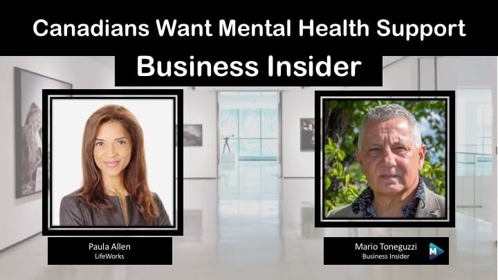 VIDEO: Canadians Want Mental Health Support
