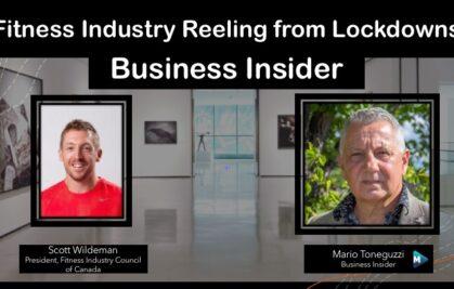VIDEO: Fitness Industry Reeling from Lockdowns