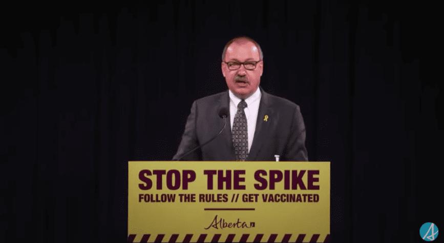 VIDEO: Alberta announces vaccine partnership with Montana