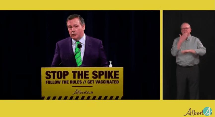 VIDEO: Alberta Premier Jason Kenney's COVID-19 Update