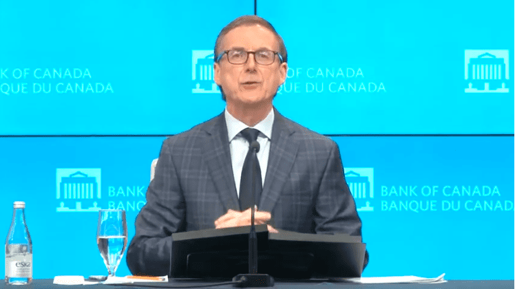 VIDEO: Bank of Canada's Financial System Review