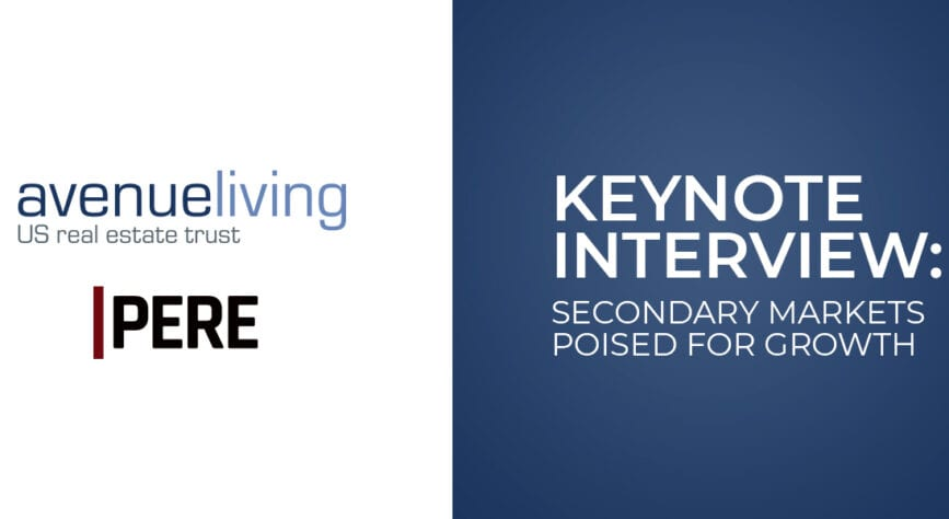 Avenue Living – Secondary markets in the forefront during COVID