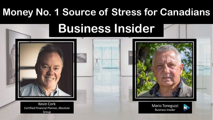 VIDEO:  Money No. 1 Source of Stress for Canadians