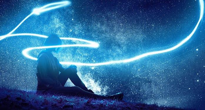 dreams stars night space