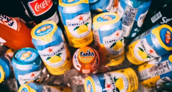 soft drinks soda pop coke beverages