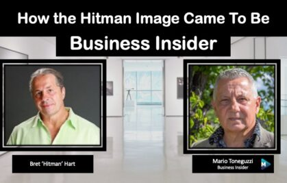 VIDEO: How the Hitman Image Came To Be