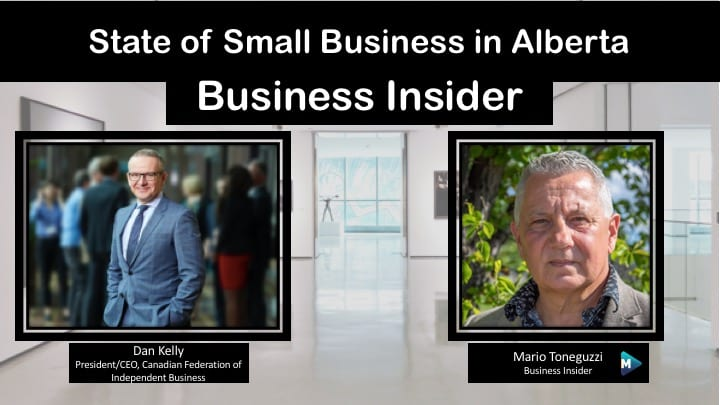 VIDEO: State of Small Business in Alberta
