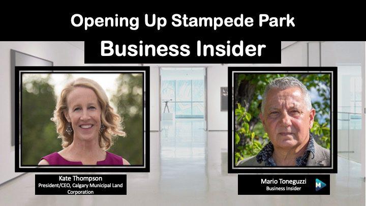 VIDEO: Opening Up Stampede Park