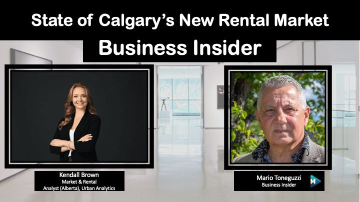 VIDEO: State of Calgary's New Rental Market