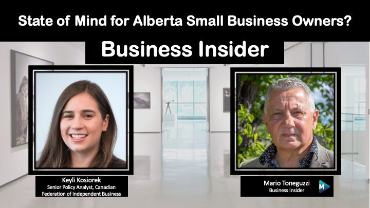 VIDEO: State of Mind for Alberta Small Business Owners?