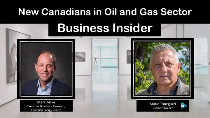 VIDEO: New Canadians in Oil and Gas Sector