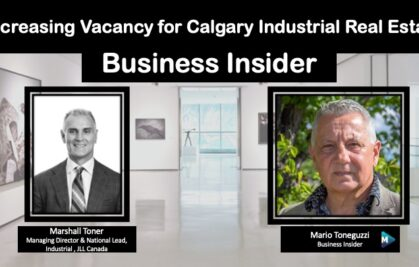 VIDEO: Decreasing Vacancy for Calgary Industrial Real Estate