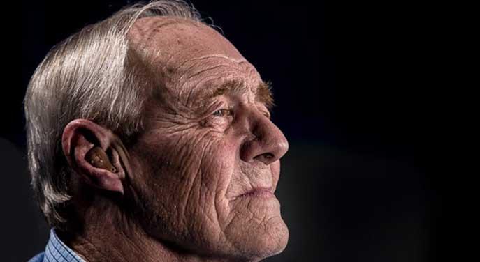 old man senior