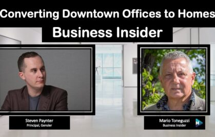 VIDEO: Converting Downtown Offices to Homes