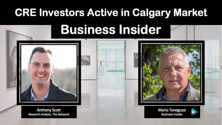 VIDEO: CRE Investors Active in Calgary Market