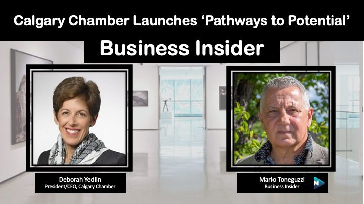 VIDEO: Calgary Chamber launches 'Pathways to Potential'