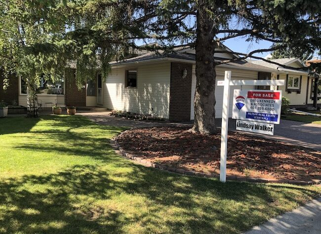 Calgary's residential real estate market continues to be on fire