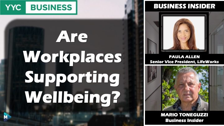 VIDEO: Are Workplaces Supporting Wellbeing?