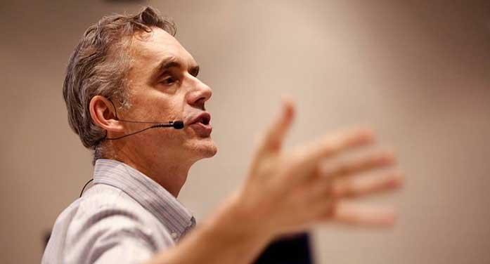jordan peterson speaking