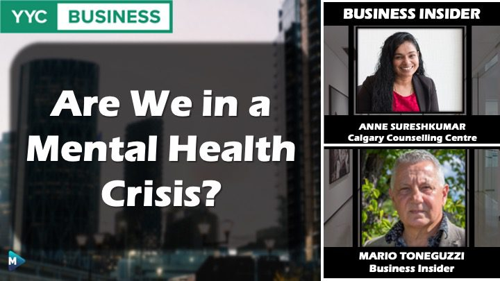 VIDEO: Are We in a Mental Health Crisis?