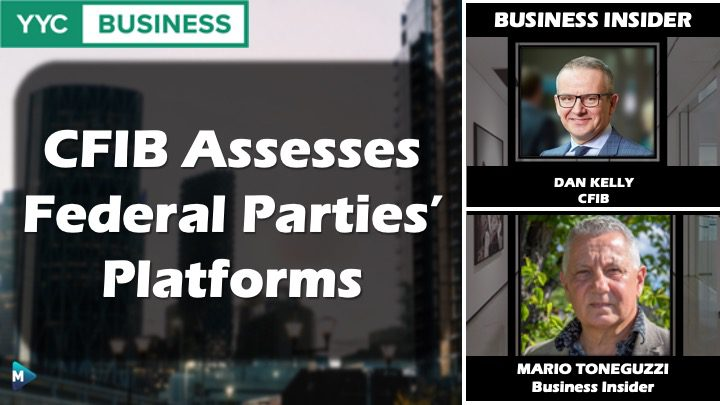 VIDEO: CFIB Assesses Federal Parties' Platforms