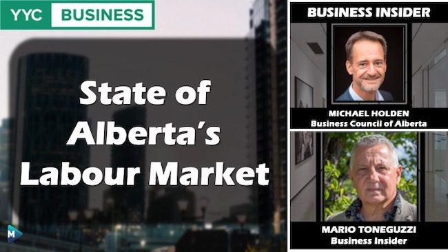 VIDEO: State of Alberta's Labour Market
