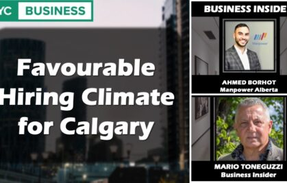VIDEO: Favourable Hiring Climate for Calgary