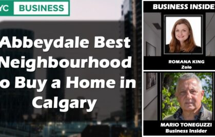 VIDEO: Abbeydale Named Best Neighbourhood to Buy a Home in Calgary