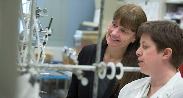 Sandra Davidge innovators, disease, research, cancer